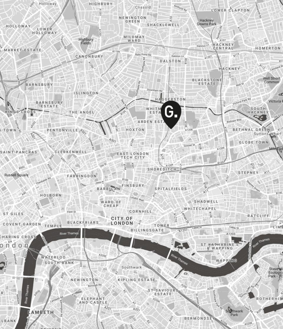 Gorilla London Office